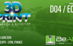 Eurexpo 3D Lyon Announcement
